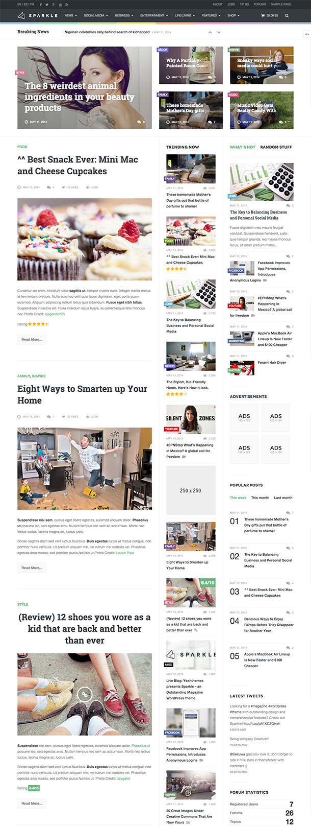 Sparkle-Magazine-WordPress-Theme