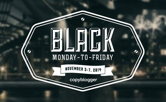 StudioPress Genesis Black Friday Deal