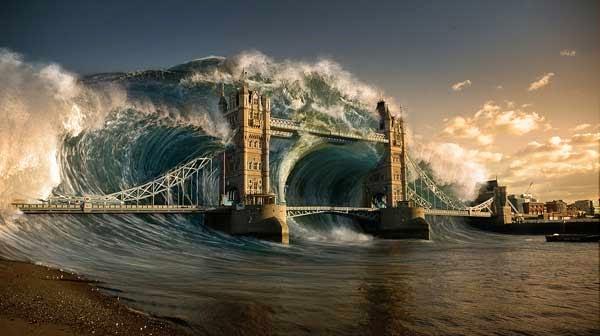 How To Devastate London – Photo Manipulation