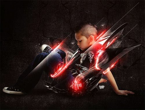 Achieve Brilliant Lighting Effects In Photoshop