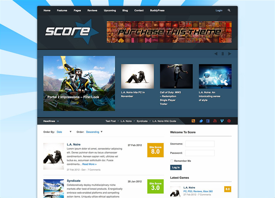 score-game-review-theme