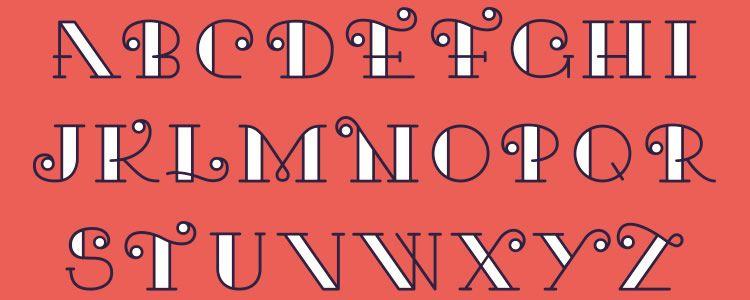 Karifont designed by Javier Rivero free font