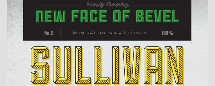 Sullivanfont designed by Jason Mark Jones free font
