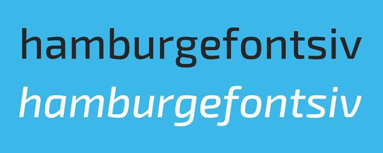 Exo 2.0 - Geometric Sans Serif free font