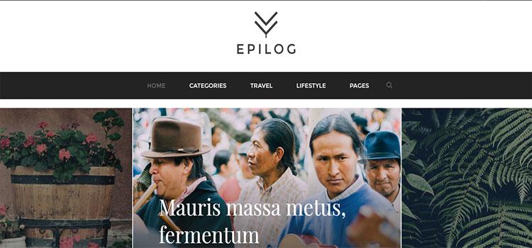 Epilog-