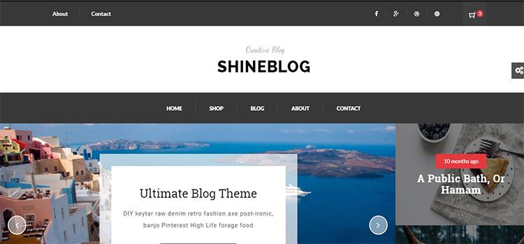 ShineBlog-