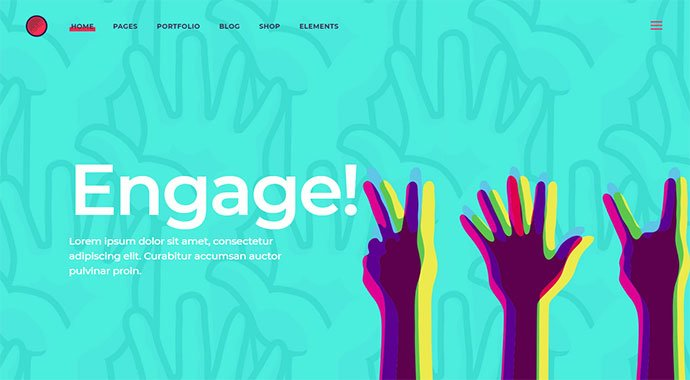 Cortex - A Multi-concept Theme for Agencies and Freelancers