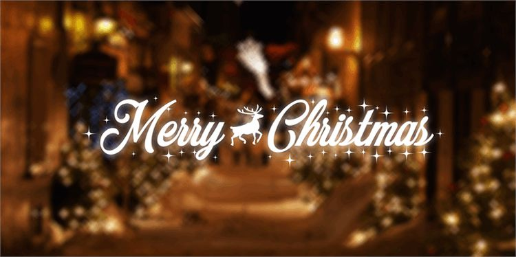 Merry Christmas Free Font free holidays