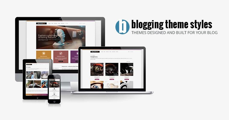 Blogging Theme Styles Black Friday Deal 2020