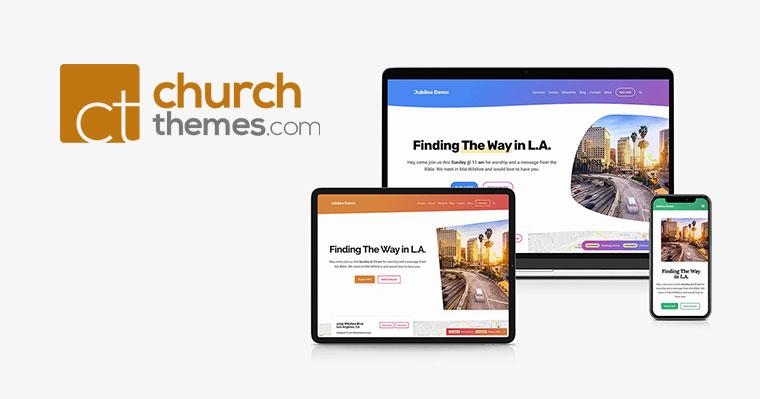 ChurchThemes Black Friday Deal 2020