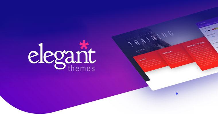 Elegant Themes Black Friday Deal 2020