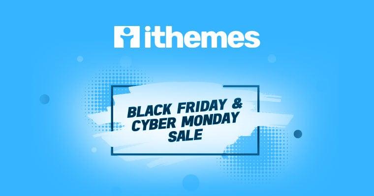 iThemes Black Friday Deal 2020