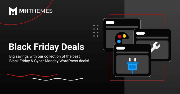 MH Themes Black Friday Deal 2020