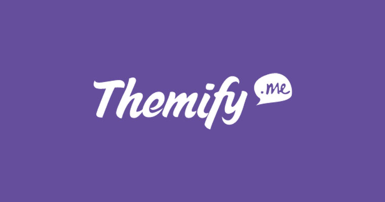 Themify Black Friday Deal 2020