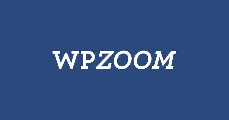 WPZoom Black Friday Deal 2020
