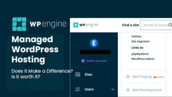 WP Engine WordPress Hosting Review